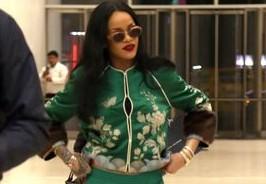 Rihanna — modowa księżniczka
